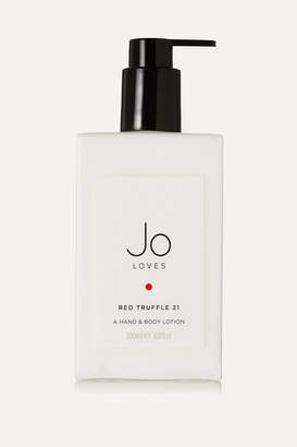 Jo Loves - Red Truffle Hand & Body Lotion, 200ml - one size