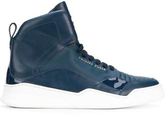 Philipp Plein ankle lace-up sneakers