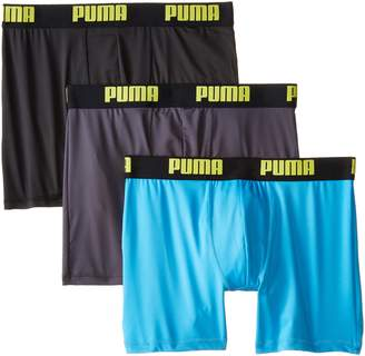 Puma Men's 3 Pack Boxer Brief