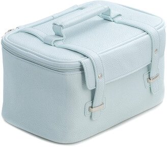 Bey-Berk Bey Berk Leatherette Travel Make Up Case