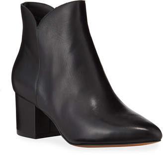 Cole Haan Elyse Leather Ankle Booties
