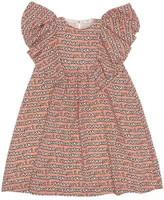 c43ebf04e52 Fendi Pink Girls  Dresses - ShopStyle