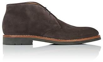 Heschung Men's Suede Chukka Boots
