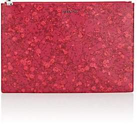 Givenchy Women's Large Zip Pouch - Fuschia Baby Breath