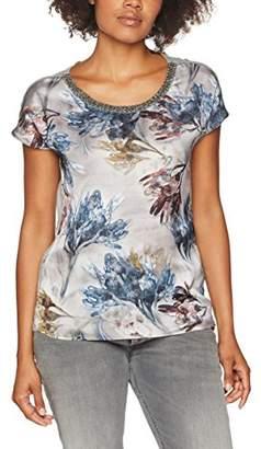 Taifun Women's into The Blue T-Shirt