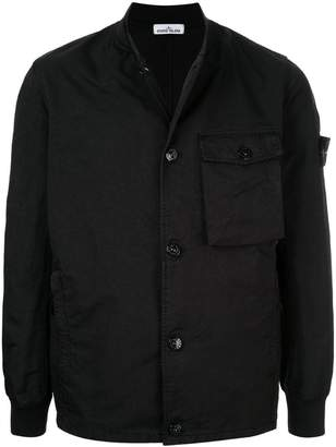 Stone Island casual shirt jacket