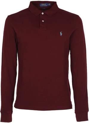 Ralph Lauren Long-sleeved Polo Shirt
