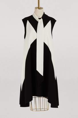 Givenchy Sleeveless satin dress
