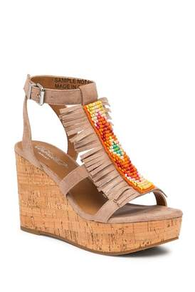Ariat Unbridled Lolita Wedge Sandal