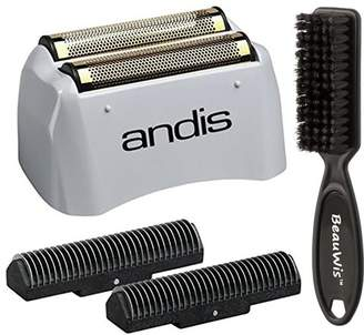 Andis Pro Shaver No.17155 Replacement Titanium Foil Assembly and Inner Cutters