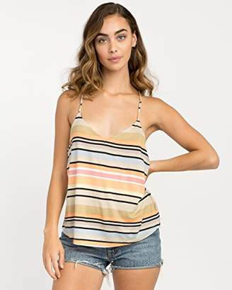 RVCA Junior's Clover Strappy Tank