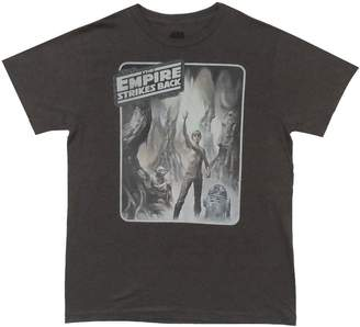 Mighty Fine Star Wars The Empire Strikes Back Poster Yoda Luke Adult T-Shirt
