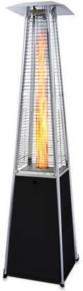 DAY Birger et Mikkelsen Garden Radiance Dancing Flames Pyramid Outdoor 34,000 BTU Propane Patio Heater