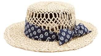 Benoit Missolin Milo Laureto straw hat