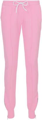 Cotton Citizen Milan Zip Detail Pink Jogger Pants