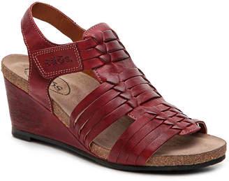 Taos Tradition Wedge Sandal - Women's