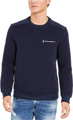 INC International Concepts Inc Men Ozzy Zip-Pocket Sweatshirt