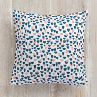 Over The Hills Square Pillow