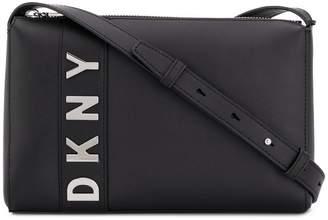 DKNY logo crossbody bag