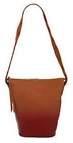 As Is Kelsi Dagger Dip-Dyed Long Shoulder Bucket Bag $79.62 thestylecure.com
