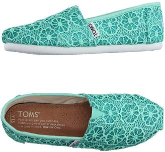 Toms Low-tops & sneakers - Item 11119359PJ