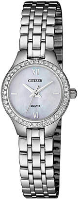 Citizen Ladies Silver Watch EJ6140-57D