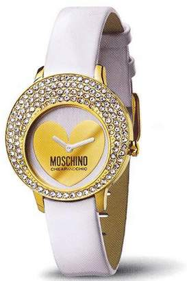Moschino Ladies Lets Love! Watch MW0048