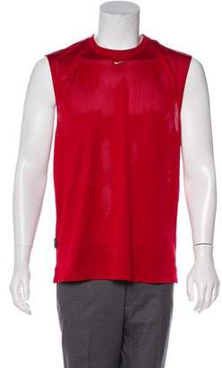 Nike Dri-Fit Sleeveless T-Shirt