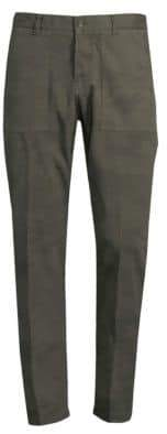 Eleventy Camouflage Print Pants