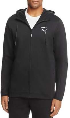 Puma Evo Core Zip Hooded Track Jacket