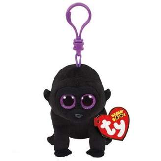 Ty TY BEANIE BOOS - George the Black Gorilla (Clip)
