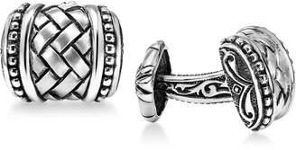 Scott Kay Men's Weave-Style Cuff Links in Sterling Silver