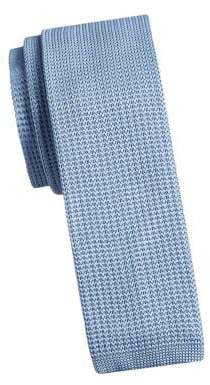 Haight & Ashbury Knitted Slim Silk Tie