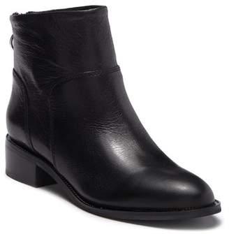Franco Sarto Brady Leather Zip Boot