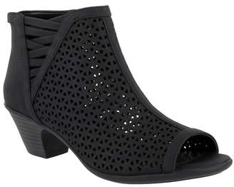 Easy Street Shoes Jenny Booties Women Shoes