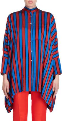 Ter Et Bantine Striped Batwing Shirt