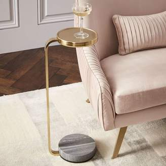 At West Elm · West Elm Murray Drink Table