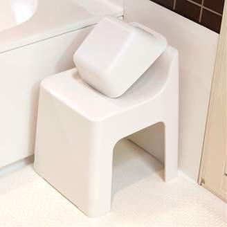 RETTO お風呂椅子(ハイチェア)&湯手おけ(スクエア)セット