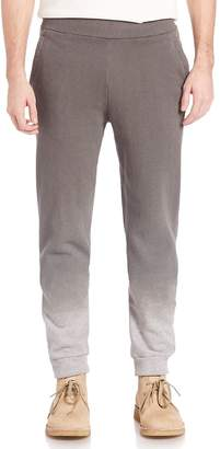 Tomas Maier Men's Ombre Fleece Sweatpants