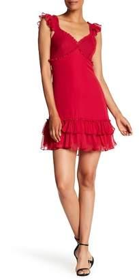 Cinq à Sept Frankie Ruffle Mini Dress