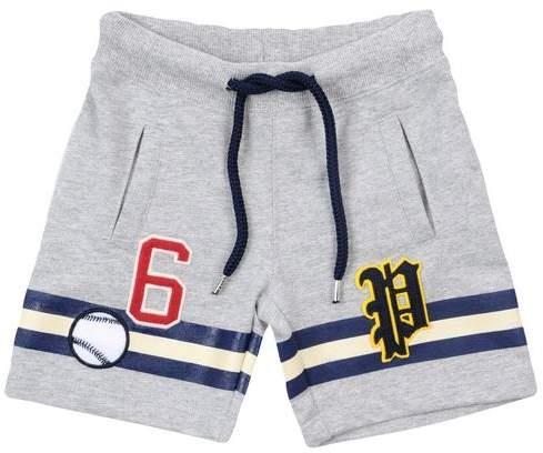 TWO PLAY Bermuda shorts