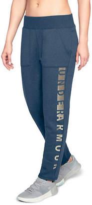 Under Armour Womens UA Rival Fleece Pants