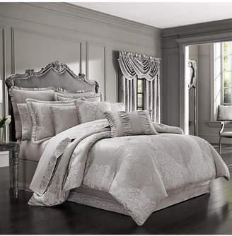 J Queen New York La Scala Queen 4-Pc. Comforter Set Bedding