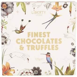 Liberty London Finest Chocolates And Truffles 120G E