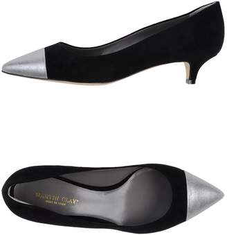 Martin Clay Pumps