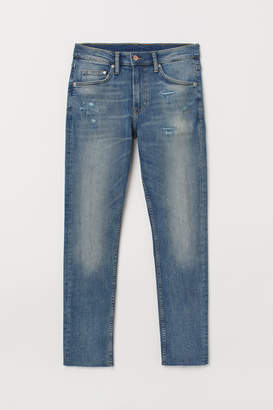 H&M Cropped Super Skinny Jeans