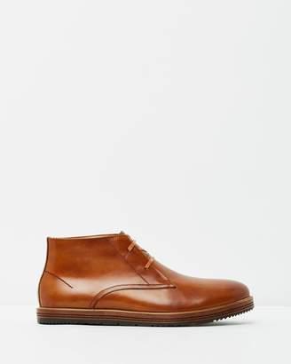 Sebastian Leather Chukka Boots