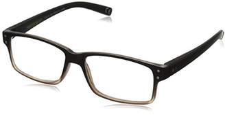 Foster Grant Men's Thomson PolarizedSquareReaders