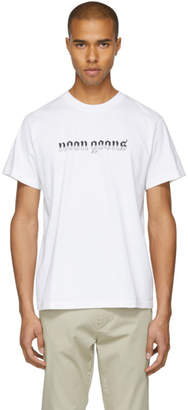 Noon Goons White Old English Logo T-Shirt