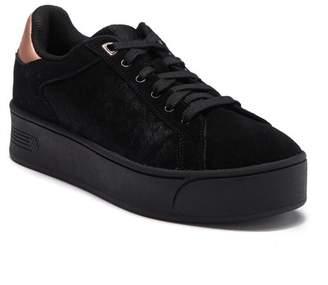 K-Swiss Dalia Suede Platform Sneaker